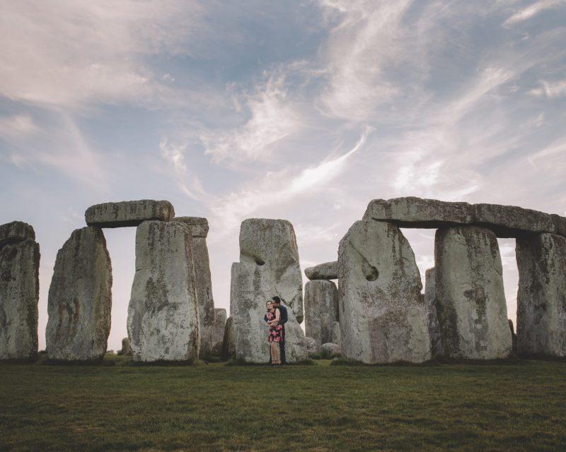 stonehenge engagement