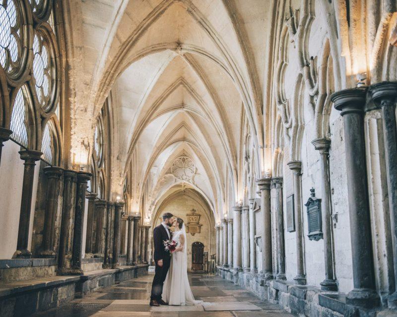 Kristina & Max Westminster Wedding
